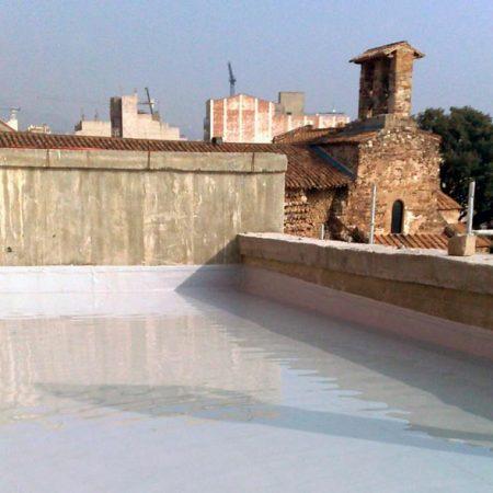Tecafil | Blog - Impermeabilización en cubiertas planas