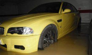 Tecafil | Garajes - Arreglo de Garaje inundado en Sevilla
